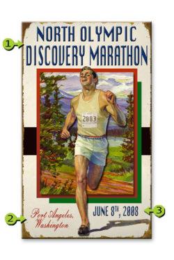 Male Marathon Runner