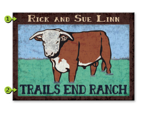 Steer Ranch