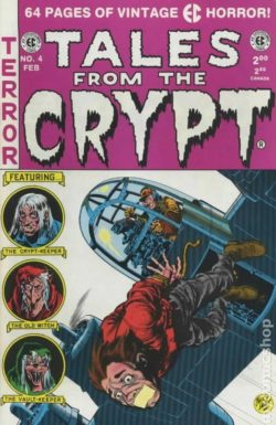 Tales from the Crypt #4 Cover